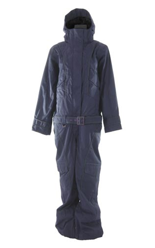 Unisex One Piece Snow Suit